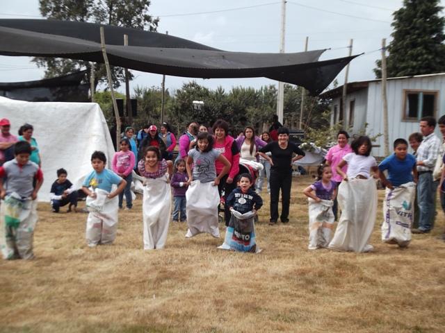 Más de 250 personas asistieron a tradicional fiesta costumbrista en